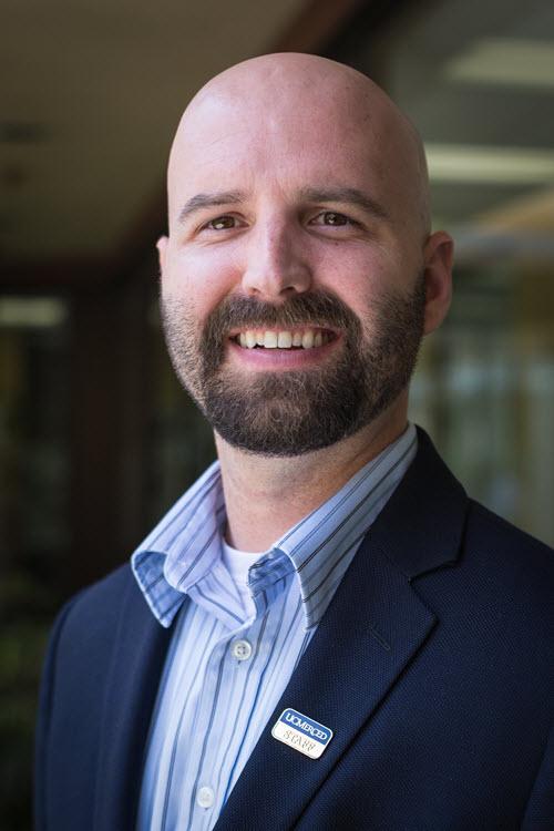 Jeff Porto Jr. - Vice President