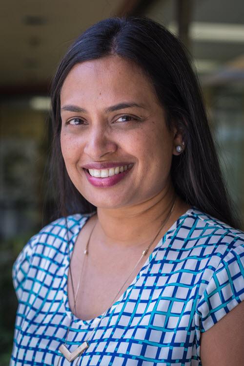 Priya Lakireddy - Co-Chair for Fundraising